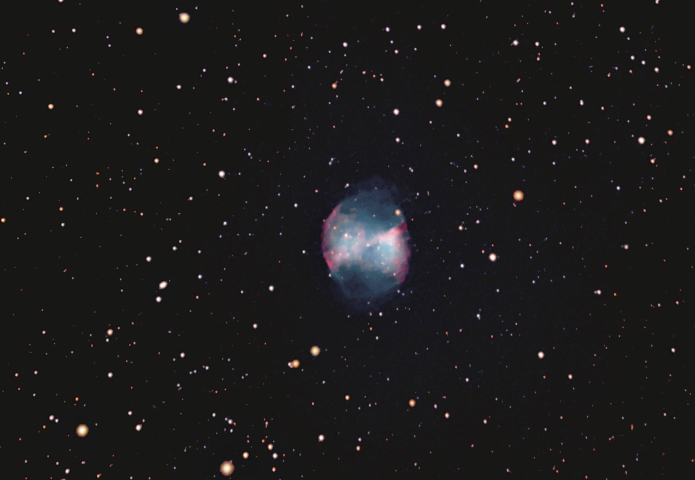24 The Dumbbell Nebula (Messier 27)