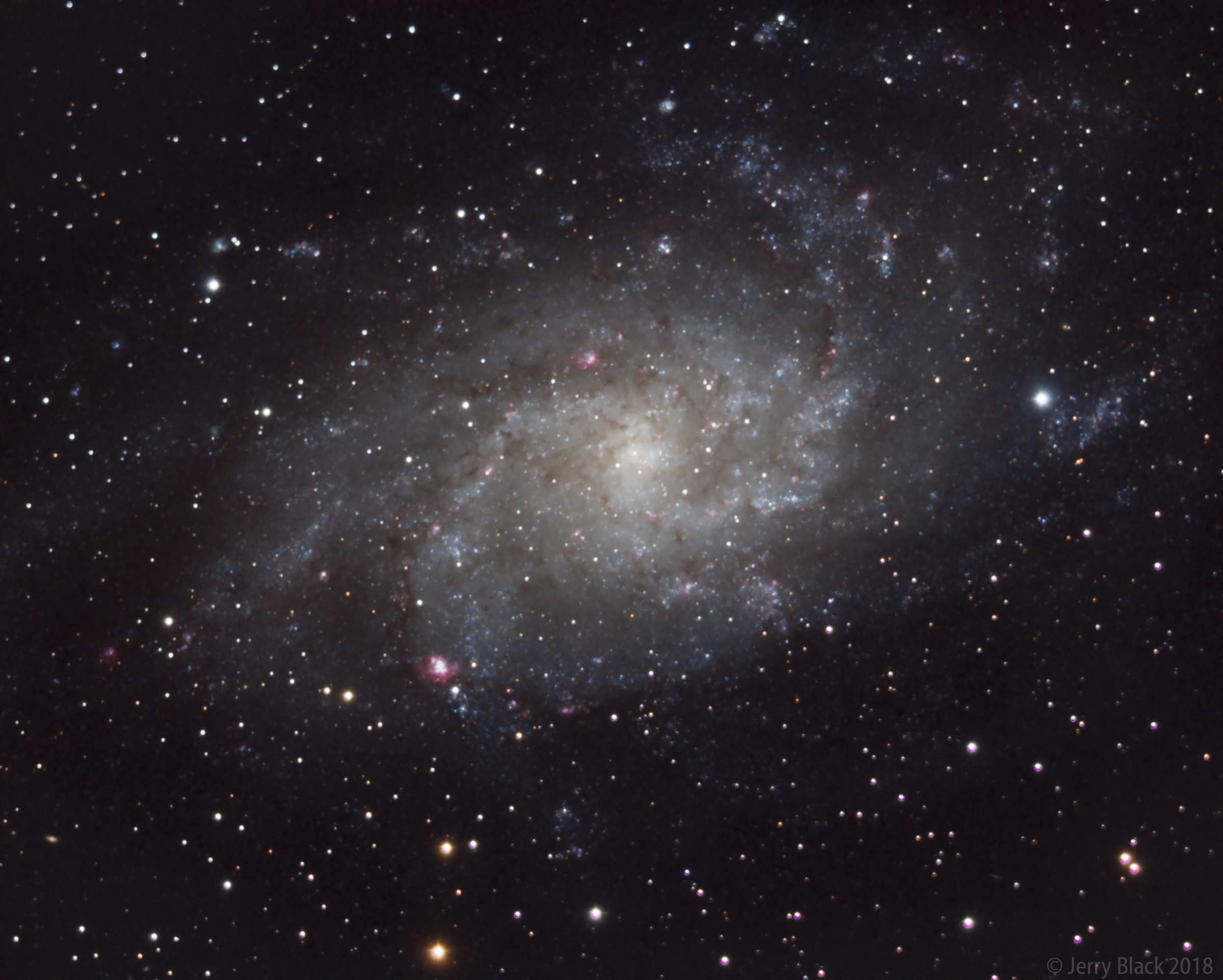4 Triangulum Galaxy (DS)